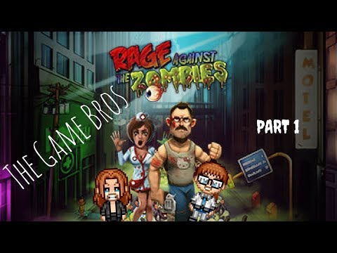 The Game Bros - Rage Against the Zombies Ep01 Heads Popping Off!!! |