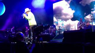 Jamiroquai - You give me something, München Olympiahalle 26.03.2011