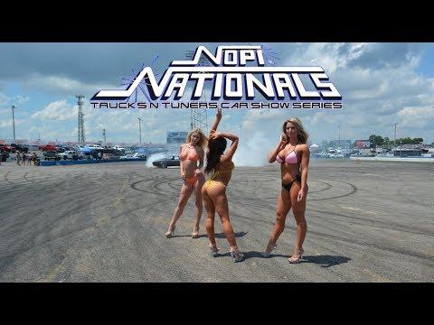 NOPI Nationals TnT show 2018 Myrtle Beach Speedway