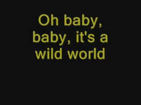 cat stevens wild world cover+lyrics
