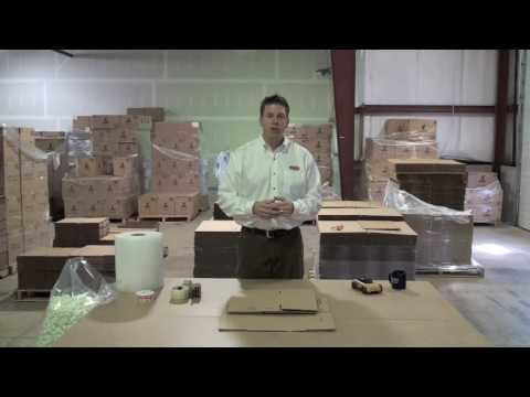 How to Pack Items in a Shipping Box