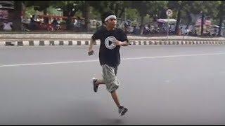 PARKOUR IDIOT  Metro Lampung (ibaf fabi)