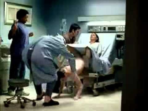 Woman Gives Birth To Man - Shocking Footage
