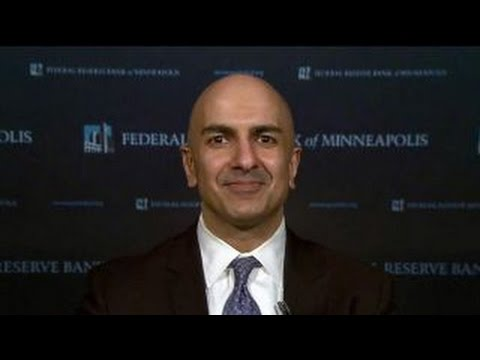 Kashkari: We're running out of time to solve too big to fail