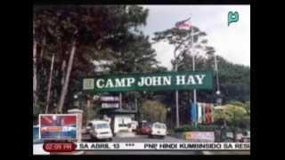 News@1: BCDA, ikinatuwa ang pagtalakay ng kongreso sa estado ng Camp John Hay