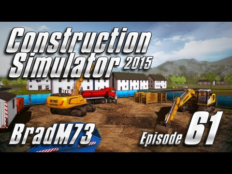 Construction Simulator 2015 GOLD EDITION - Episode 61 - Finishing the next Modern Office Building!