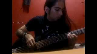 Gambar cover Castlevania Symphony of the Night - Crystal Teardrops (Bass Cover)