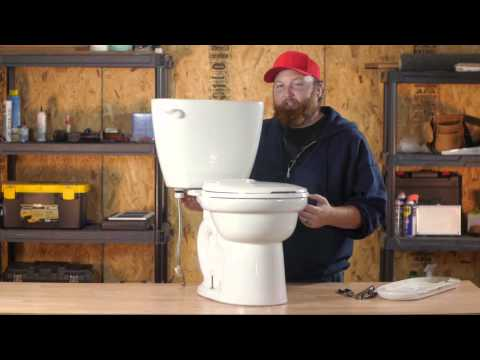 how to fix a slow filling toilet