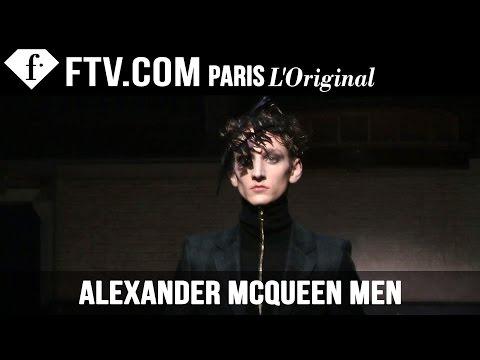 Alexander McQueen Men Fall/Winter 2014-15 Full Show | London Collections: Men | FashionTV