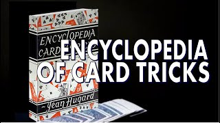 Book Review - The Encyclopedia of Card Tricks