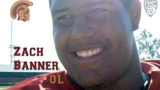 Meet Zach Banner, USC, OL