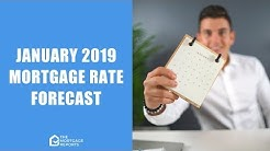 January 2019 Mortgage Rates Forecast