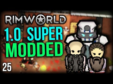 RimWorld 1.0 Modded