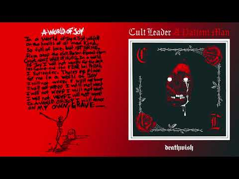 "Cult Leader ""A World Of Joy"" Mp3"