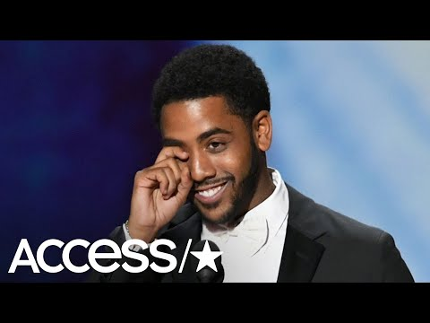 "Sherry Mackey - Jharrel Jerome of ""When They See Us"" Won An Emmy"