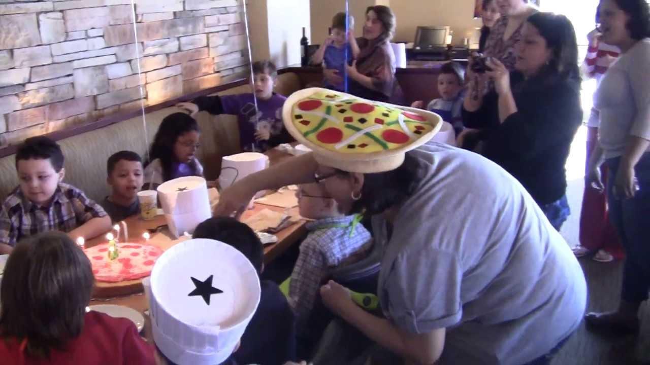 Alexanders 6th Birthday at California Pizza Kitchen  YouTube