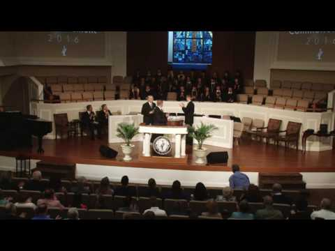 FRCS Commencement | May 27, 2016 | Dean Miller