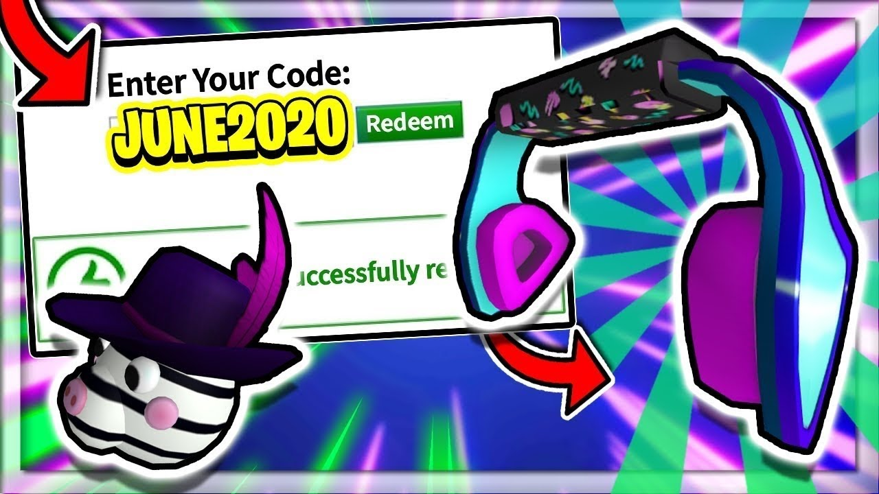 *JUNE* ALL NEW PROMO CODES in ROBLOX !!? (2020) - YouTube on Promo Code Roblox id=50646