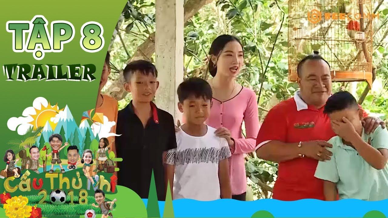 Cầu Thủ Nhí 2018 | Trailer Tập 8 | Hành trình đầy thử thách của Ali Hoàng Dương và cầu thủ nhí