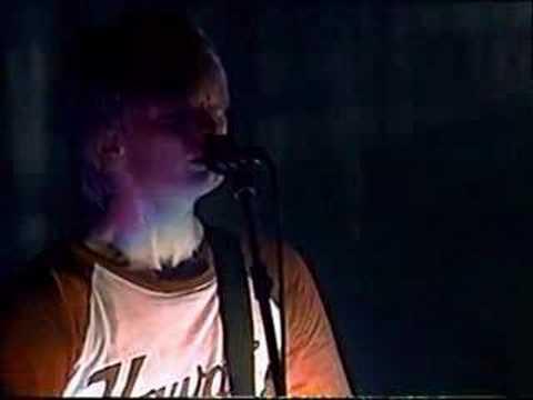 Radiohead Street Spirit live