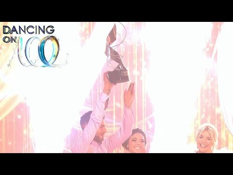 The Winner of Dancing on Ice 2018 Is Jake Quickenden! | Dancing On Ice 2018