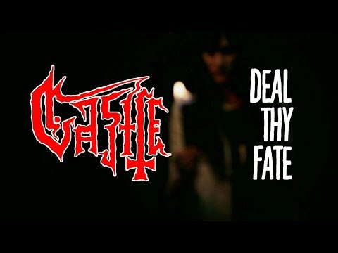 CASTLE Deal Thy Fate (Official Video)