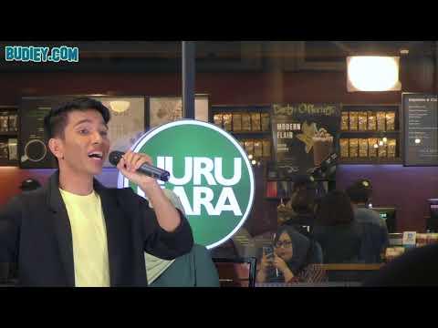 Naim Daniel Nyanyi Lagu SEKALI LAGI buat Peminat HURU HARA