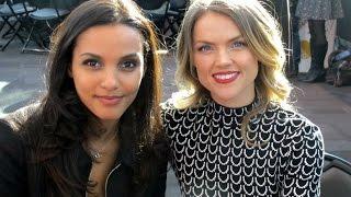'Gotham' Stars Jessica Lucas & Erin Richards on Season 2's Twists and Turns