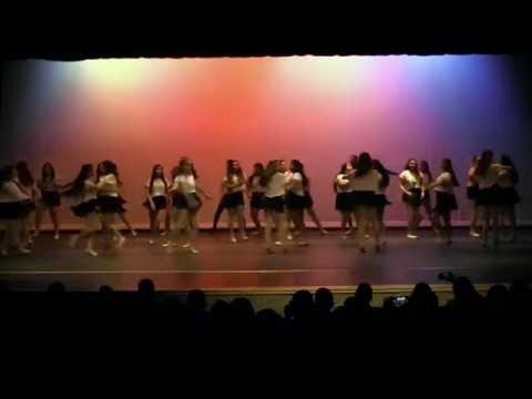 Rogers Schools Dance Teams Present: One Step Ahead