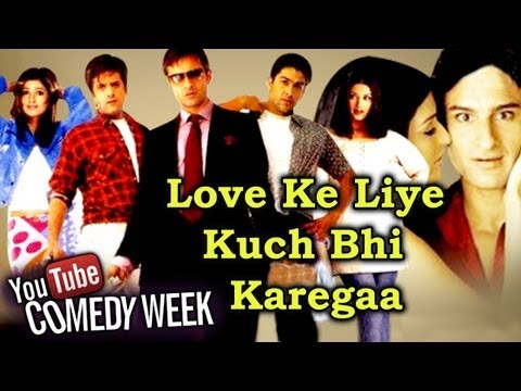 Love Ke Liye Kuch Bhi Karega (2001) - Hindi Comedy Movie - Saif Ali Khan,Fardeen,Sonali,Twinkle