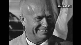 Khrushchev Does America (full length documentary)