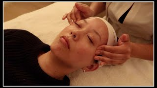 relaxing Facial Treatment with Farmacy Beauty (Voice Over  Music)