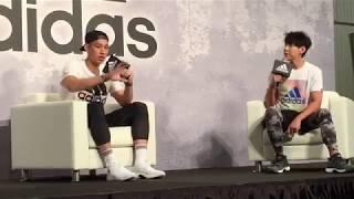 Jeremy Lin Adidas Presser / Interview - Taiwan 7-16-2017