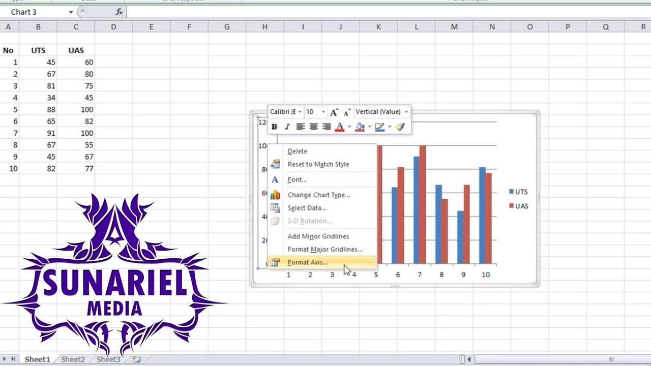 Mengatur nilai sumbu vertikal pada grafik batang microsoft excel mengatur nilai sumbu vertikal pada grafik batang microsoft excel ccuart Choice Image