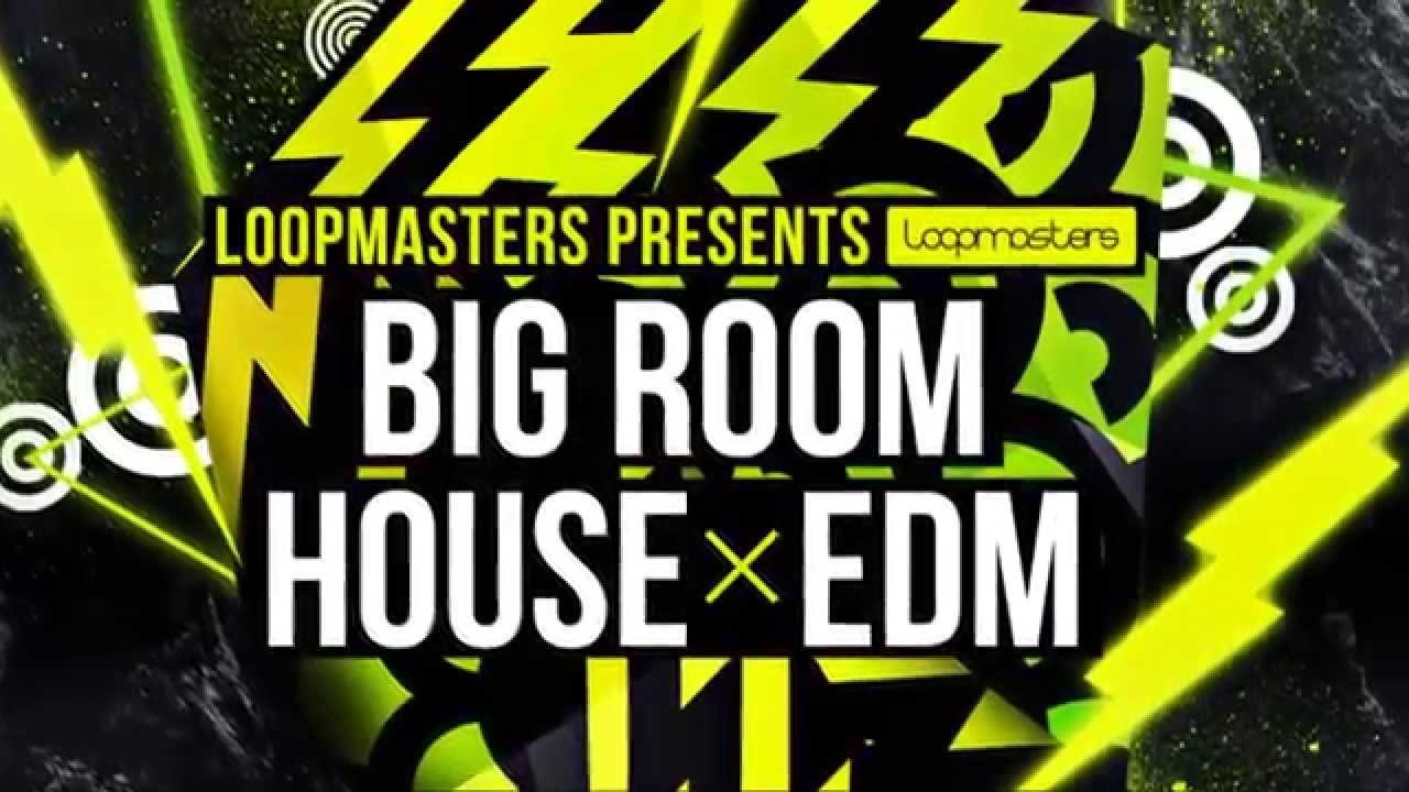 Big Room House & EDM - Loops & One Shot Samples #1