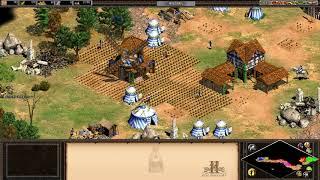 【実況】Age of Empires 2 アラリック ローマの劫掠(ちょうりゃく)簡単
