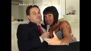 Valentine Demy parla di sesso orale ad Andrea Diprè