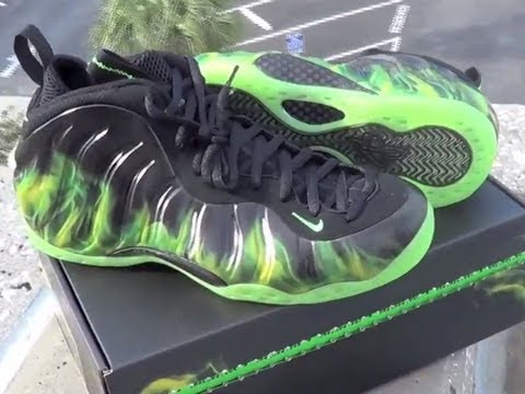 f971fecd7b0 Nike ParaNorman Foamposite One Review - YouTube