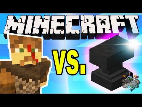 MINECRAFT: Valter Skarsgård VS. Anvil  WorldBuscus Adventures Minecraft Roleplay