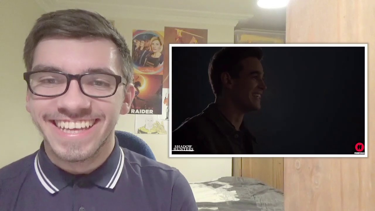Download Shadowhunters - Season 3A Bloopers Part 1 Reaction