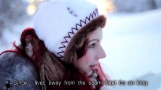 Sami music -  Elin Kåven - Presentation of Eamiritni - Rimeborn album