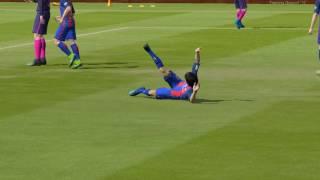 Rabona Fifaonline 3 free kick and gameplay
