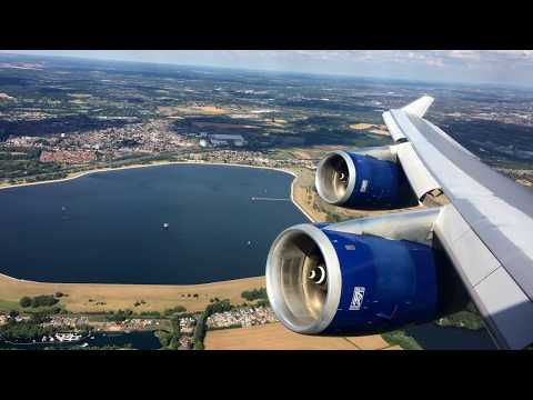 British Airways | 747-400 | London Heathrow ✈ Phoenix, AZ (Sky Harbor) | World Traveller Plus |
