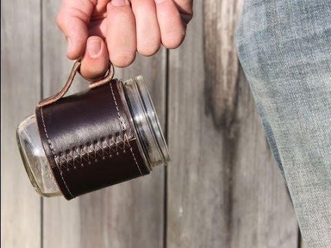Holdster USA - Mason Jar Sleeve