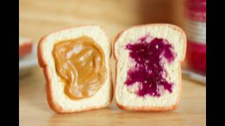 Peanut Butter & Jelly Earrings