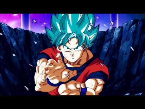 Dragon Ball super | AMV | Goku vs toppo - Lil uzi vert -Uppin Downers [prod. By DJ Plugg]