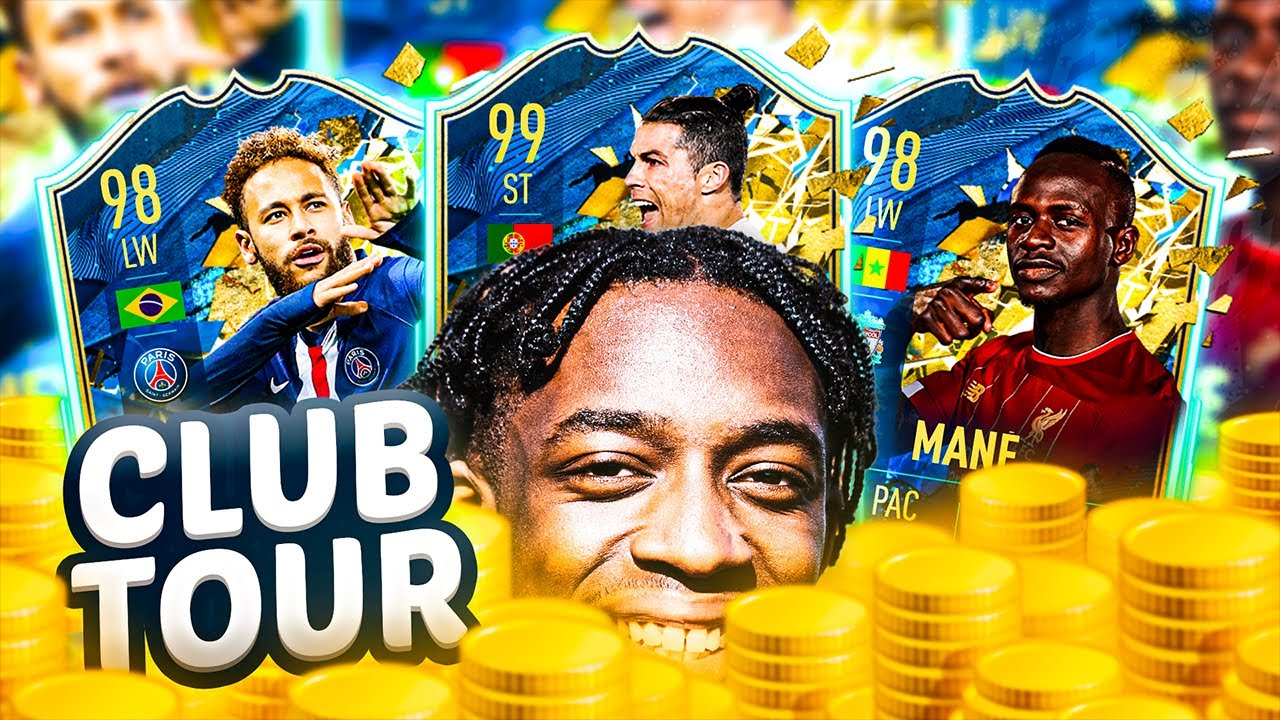Download MY FINAL FIFA 20 CLUB TOUR! HOW MANY MILLION COINS IS IT WORTH?! MMT #71