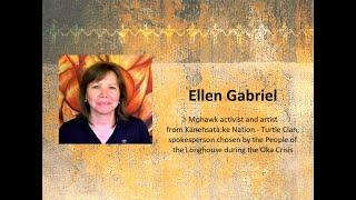 Canada, the Churches, and Bill C-15: Ellen Gabriel