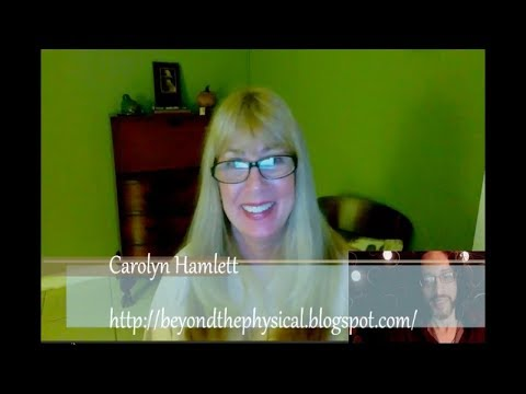 TSR 130: Into the SUPERNATURAL with CAROLYN HAMLETT