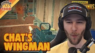 Yes, chocoTaco WILL Use a Quieter Gun So Your GF Can Sleep - PUBG Gameplay